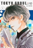Tokyo Ghoul:re - Bd.01: Kindle Edition