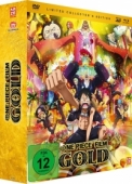 One Piece Film: Gold - Limited Deluxe Edition [Blu-ray 3D+DVD]