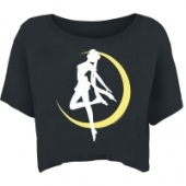 Sailor Moon - T-Shirt: Silhouette