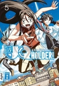 UQ Holder! - Bd.05: Kindle Edition