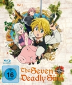 The Seven Deadly Sins - Vol.1/4 [Blu-ray]