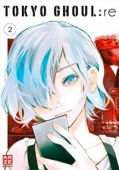 Tokyo Ghoul:re - Bd.02: Kindle Edition