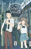 A Silent Voice - Bd.03: Kindle Edition