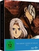 The Heroic Legend of Arslan - Vol. 2/2: Limited Edition [Blu-ray]
