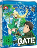 Gate - Vol.1/8 [Blu-ray]