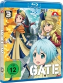 Gate - Vol. 3/8 [Blu-ray]