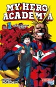 My Hero Academia - Bd.01: Kindle Edition