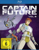 Captain Future - Vol.2/4 [Blu-ray]