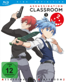 Artikel: Assassination Classroom: Staffel 2 - Vol. 1/4 [Blu-ray]