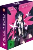Accel World - Vol.1/4: Limited Edition + Sammelschuber