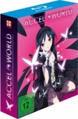Accel World - Vol.1/4 [Blu-ray]: Limited Edition + Sammelschuber
