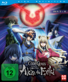 Code Geass: Akito the Exiled - Vol.2/3 [Blu-ray]