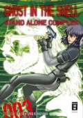 Ghost in the Shell: Stand Alone Complex - Bd.03