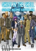 Ghost in the Shell: Stand Alone Complex - Bd.01