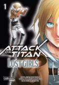 Attack on Titan: Lost Girls - Bd.01