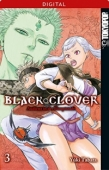 Black Clover - Bd.03: Kindle Edition