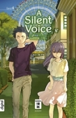 A Silent Voice - Bd.04: KIndle Edition