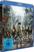Attack on Titan: Film 2 [Blu-ray]