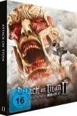 Artikel: Attack on Titan: Film 2 - Limited Steelbook Edition [Blu-ray]