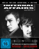 Artikel: Infernal Affairs Trilogie - Limited Steelbook Edition [Blu-ray]