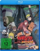 Naruto Shippuden - Movie 4: The Lost Tower [Blu-ray]