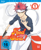 Food Wars!: Shokugeki no Soma - Vol. 1/4 [Blu-ray]