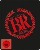 Battle Royale - Limited Steelbook Edition [Blu-ray+DVD]