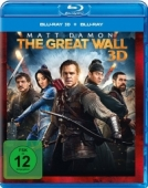 The Great Wall [Blu-ray 3D]