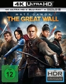 The Great Wall [Blu-ray 4K]
