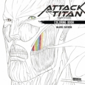 Attack on Titan: Coloring Book