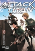 Attack on Titan - Bd.18