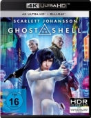 Ghost in the Shell [Blu-ray 4K]