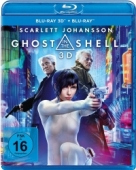 Ghost in the Shell [Blu-ray 3D]