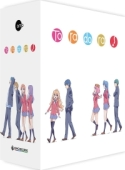 Toradora! - Vol. 1/5: Limited Steelbook Edition [Blu-ray] + Sammelschuber