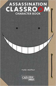 Assassination Classroom - Character Book