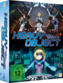 Artikel: Heavy Object - Vol.1/4 [Blu-ray] + Sammelschuber