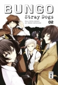 Bungo Stray Dogs - Bd.02