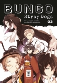 Bungo Stray Dogs - Bd.03