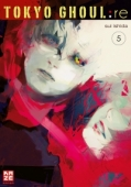 Tokyo Ghoul:re - Bd.05: Kindle Edition