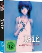 Serial Experiments Lain  - Gesamtausgabe: Collector's Edition [Blu-ray]