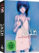 Serial Experiments Lain - Gesamtausgabe: Collector's Edition