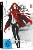 Project Itoh: Harmony - Collector's Steelbook Edition [Blu-ray + DVD]