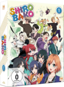 Shirobako - Vol.1/6 [Blu-ray] + Sammelschuber