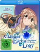 Artikel: Atelier Escha & Logy: Alchemists of the Dusk Sky - Vol.2/3 [Blu-ray]