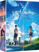 Your Name. - Limited Edition [Blu-ray+DVD] + OST + English Soundtrack + Artbook