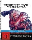 Resident Evil: Vendetta - Limited Steelbook Edition [Blu-ray]