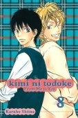 Kimi ni Todoke: From Me to You - Vol.08