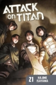Attack on Titan - Vol. 21