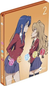 Toradora! - Vol. 2/5:  Limited Steelbook Edition + Poster [Blu-ray]