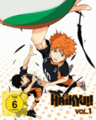 Artikel: Haikyu!! - Vol.1/4 [Blu-ray]